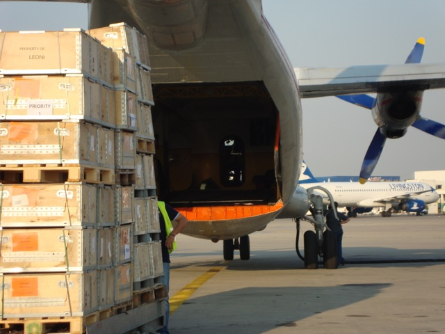 LogXpress Air freight
